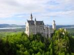 Neuschwanstein Castle,