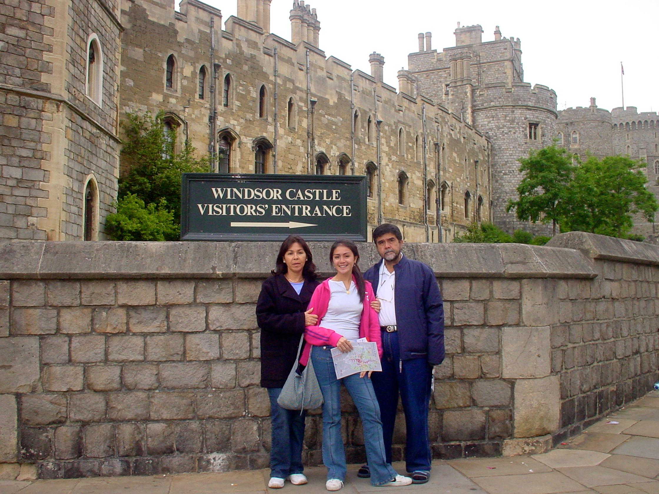 Visiting The Queen England Wondering Wanderer